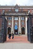 Barnard College stock afbeelding