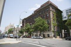 Barnard szkoła wyższa dla kobiety Nowy Jork usa obraz royalty free