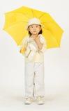 barnbild Arkivfoto