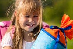 barndag som har först skolan Fotografering för Bildbyråer