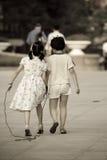 barndom royaltyfria foton