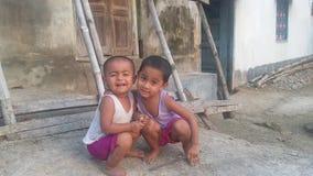 Barndombild Fotografering för Bildbyråer