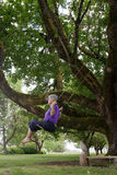 barndomliten vik blommar farmodern utmärkt henne minnesval Fotografering för Bildbyråer