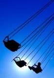 barndrev går karusellen Royaltyfria Foton