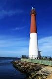 Barnegat latarnia morska Fotografia Stock