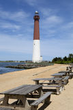 Barnegat Light Lighthouse - New Jersey Stock Photography