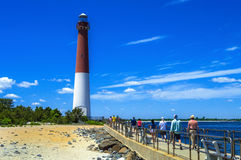 Barnegat Lighthouse State Park Stock Photo