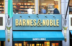 Barnes & Noble Image libre de droits