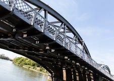 Barnes Bridge Stock Photography