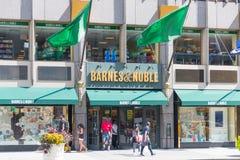 Barnes et extérieur noble de magasin Photos libres de droits