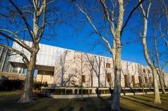 Barnes muzeum w Filadelfia zdjęcia stock