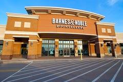 Barnes & Noble bokhandlare arkivfoto