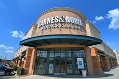 Barnes and Noble Booksellers. With over 700 stores nationwide, Barnes and Noble Inc. is the largest book retailer in the United States stock photos