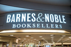 Barnes and Noble in Mall of America Royalty Free Stock Photography