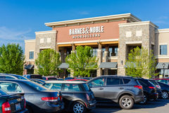 Barnes and Noble store entrance Stock Photography