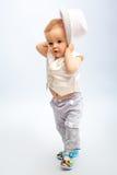 Barnet Arkivfoto