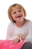 barnet behöver att le specialen Fotografering för Bildbyråer