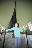 barnet piratkopierar shipen Royaltyfri Foto