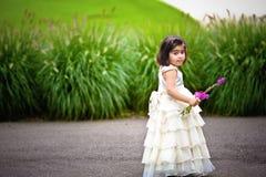 barnfe Royaltyfria Bilder