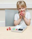 barnforskare Royaltyfri Foto