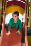 barnglidbana Fotografering för Bildbyråer