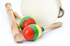 barninstrument s Arkivfoton