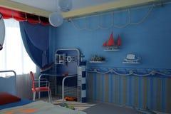barnkammare Royaltyfria Foton