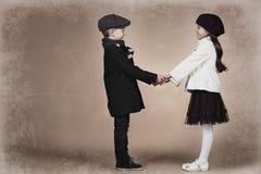 Barnkamratskap Arkivfoton