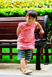 barnkines Royaltyfri Bild