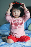 barnkines Royaltyfria Bilder