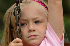 barnklättring upp Royaltyfri Foto