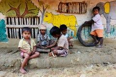 Barnlek Fotografering för Bildbyråer