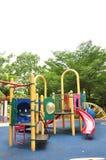 barnlekplats s Arkivfoto
