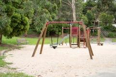 barnlekplats s Royaltyfria Bilder