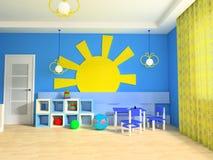 barnlokal s royaltyfri fotografi
