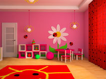 barnlokal s Royaltyfri Foto