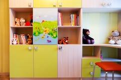 barnlokal s Fotografering för Bildbyråer
