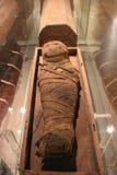 Barnmamma Det nationella arkeologiska museet av Florence Toscana italy Royaltyfri Foto