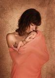 barnmather Fotografering för Bildbyråer