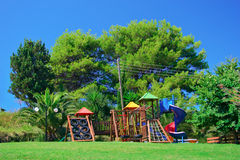 barnparklekplats s Royaltyfri Bild