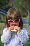 barnparkspelrum Arkivbilder