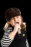 barnpopstjärna Royaltyfria Foton