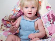 barnprudence Royaltyfri Bild