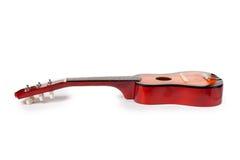 Barns akustiska gitarr Royaltyfri Bild