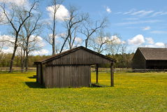 Barns Stock Photography