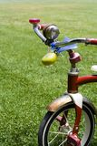 Barns cykel Royaltyfria Bilder