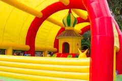 Barns karusellobjekt Royaltyfri Bild