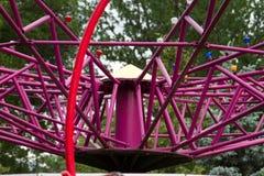 Barns karusellobjekt Royaltyfria Foton
