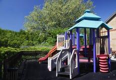 barns lekplats Arkivbilder