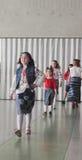 Barns nationella ukrainska moderna mode Royaltyfria Bilder